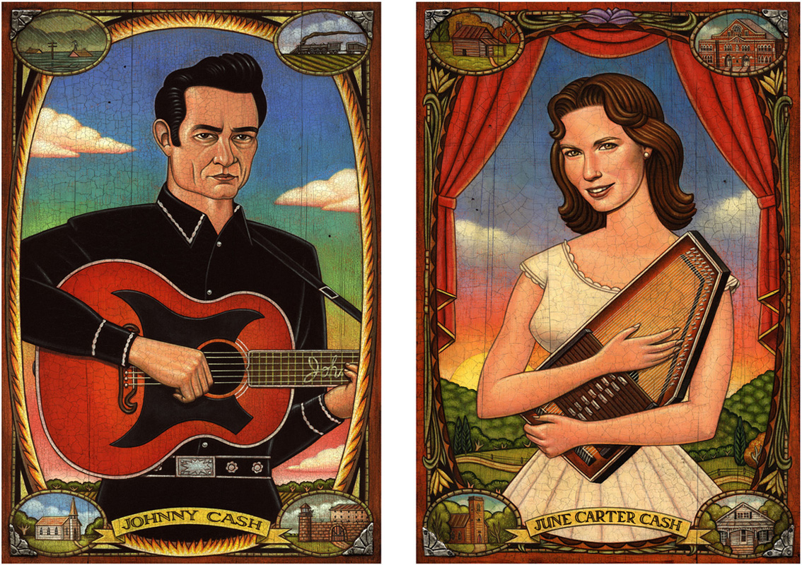 Johnny Cash | June Carter Cash