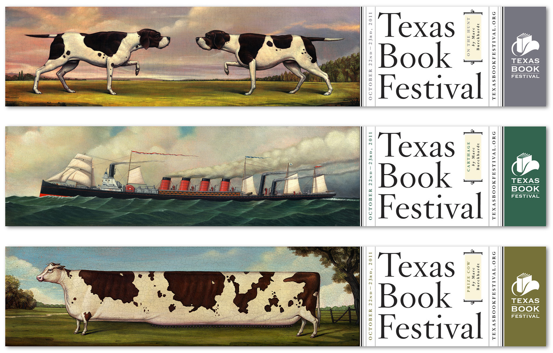 Texas Book Festival Art