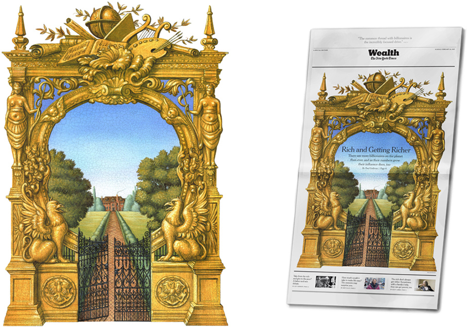 NYTWealthSectionFinalArtSpread